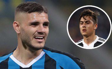 Rikthehet pista Icardi - Dybala, Interi dhe Juventusi shumë afër marrëveshjes