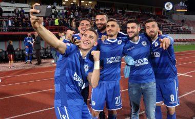 Largimi i Milanit, Kukësi shmang Romën në Ligën e Evropës