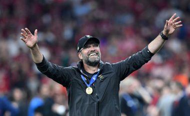 Pas suksesit në Ligën e Kampionëve, Liverpooli pritet ta shpërblejë Kloppin me kontratë trevjeçare