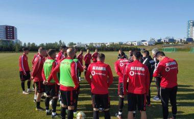 Shqipëria kërkon rezultat pozitiv në Islandë, debuton trajneri Reja
