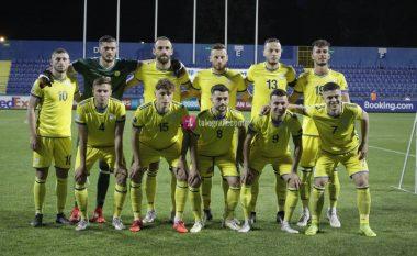 Gjithçka që ndodhi në përballjen Mal i Zi 1-1 Kosovë