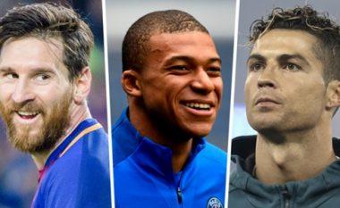 Formacioni më i shtrenjtë në botë nga CIES nuk e përfshinë për herë të parë Messin e Ronaldon