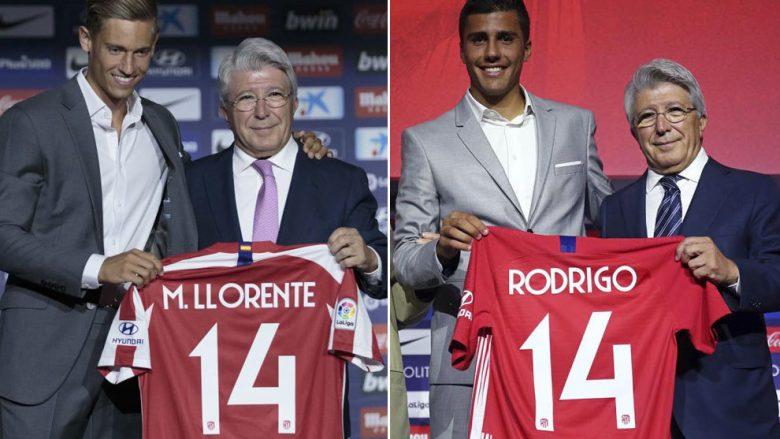 Llorente dhe Rodri (Foto: Marca.com)