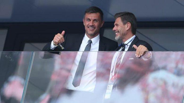 Paolo Maldini dhe Zvonimir Boban