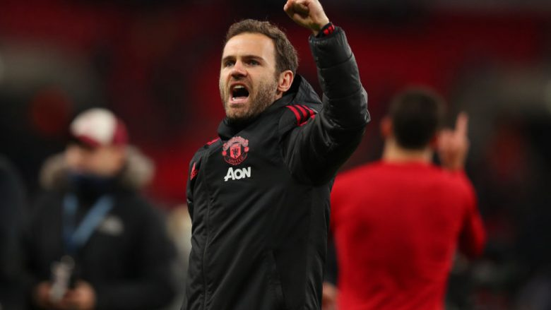 Juan Mata (Foto: Catherine Ivill/Getty Images/Guliver)