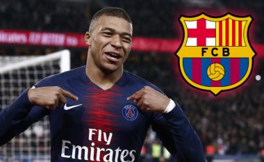 Barcelona mund t'i ofrojë tre lojtarë PSG-së për transferimin e Mbappes