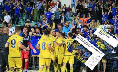 Reagimet e mediave të rajonit dhe botës pas triumfit ndaj Bullgarisë: Kosova po bën mrekulli