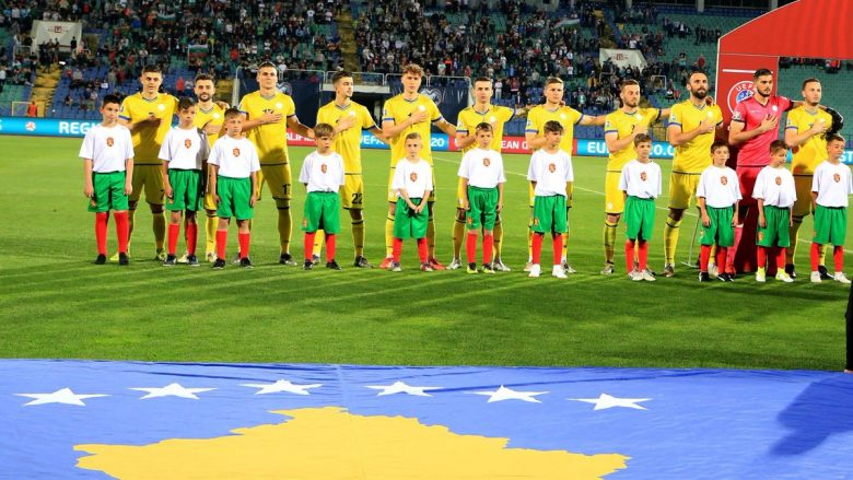 Përfaqësuesja e Kosovës (Foto: Standard de Liege/Twitter)