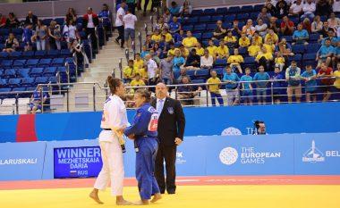 Përballja e plotë e Nora Gjakovës në finalen e Minskit