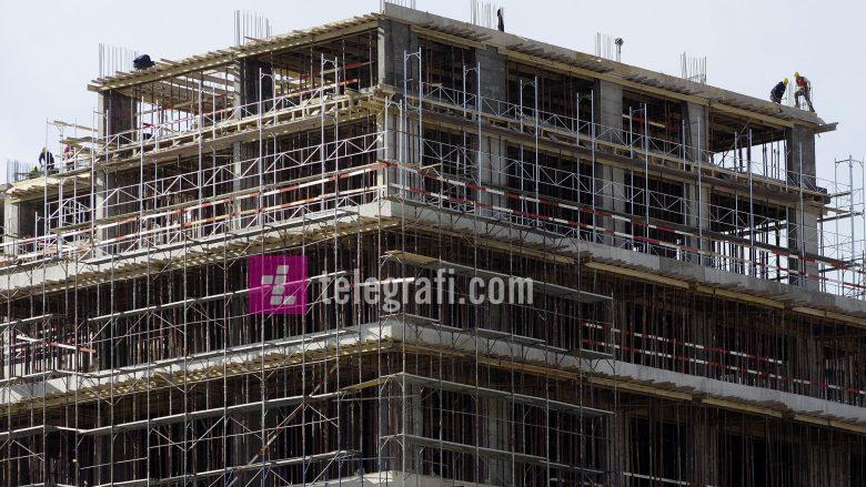Pamjet nga ndërtimet në Prishtinë | Foto: Ridvan Slivova/Telegrafi