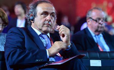 Michel Platini lirohet pas arrestimit për korrupsion