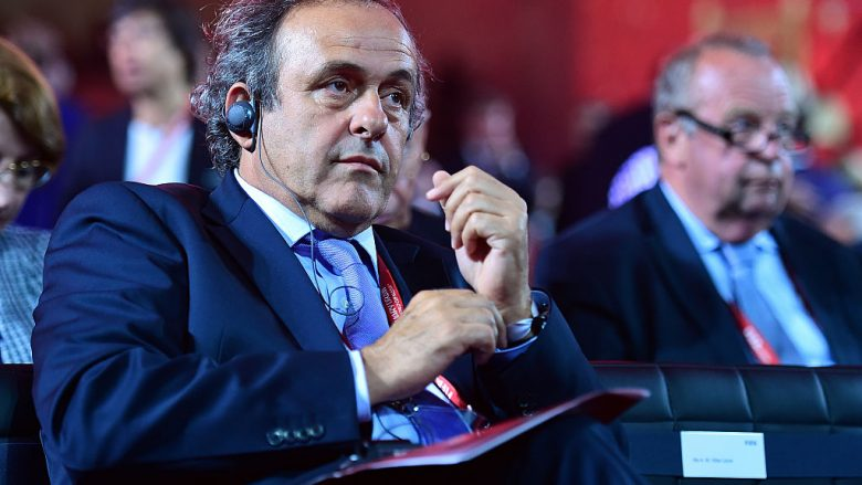 Michel Platini  (Foto: Shaun Botterill/Getty Images/Guliver)