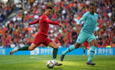 Portugalia fiton trofeun e Ligës së Kombeve, pasi në finale mposht Holandën