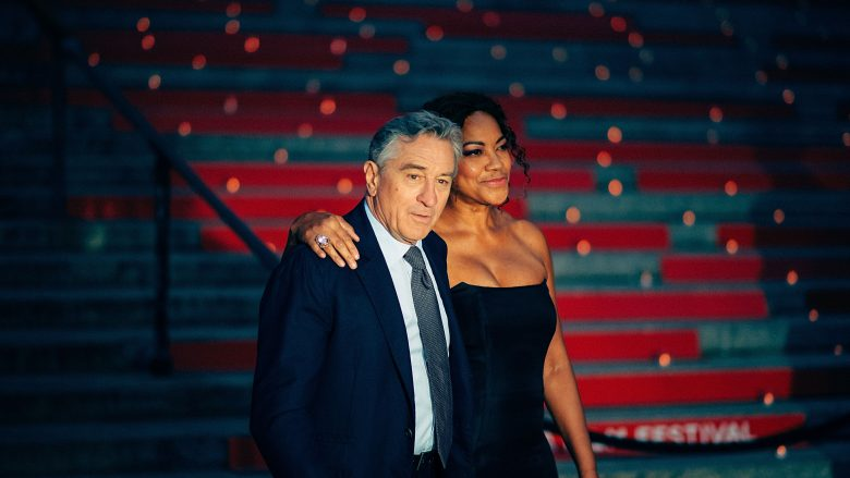 Robert De Niro dhe Grace Hightower (Foto: Grant Lamos IV/Getty Images/Guliver)