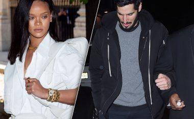 Publikohen pamjet, Rihanna në pushime me Hassanin në Itali