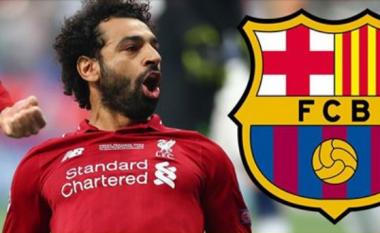 Eto'o e këshillon Salahun të transferohet te Barcelona