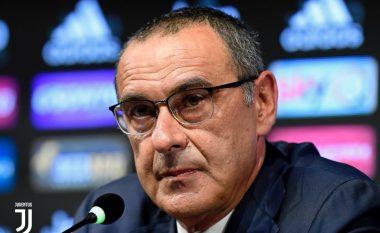 Juventusi konfirmon se Sarri ka pneumoni