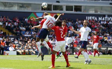 Anglia mposht Zvicrën me anë të penalltive për ta fituar vendin e tretë në Ligën e Kombeve