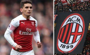 Agjenti e fton Milanin të bëjë ofertë për Torreiran te Arsenali