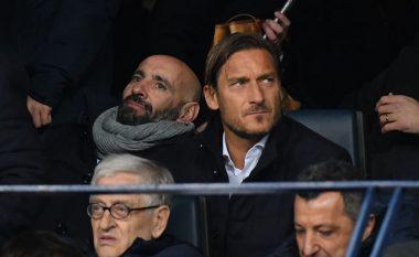 Totti konfirmon largimin nga Roma: E keqtrajtuan De Rossin, nuk e morën Conten