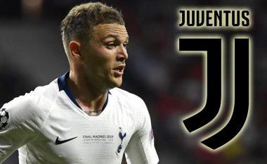 Juventusi lëviz për Trippier pas pasigurisë për të ardhmen e Cancelos