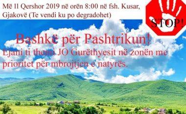 Qytetarët e Gjakovës nesër protestojnë kundër gurthyesit