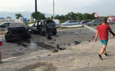 Aksident në Pejë, katër persona të lënduar