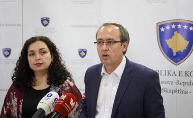 LDK: Qeveria së bashku me ekipin negociator të dorëhiqet