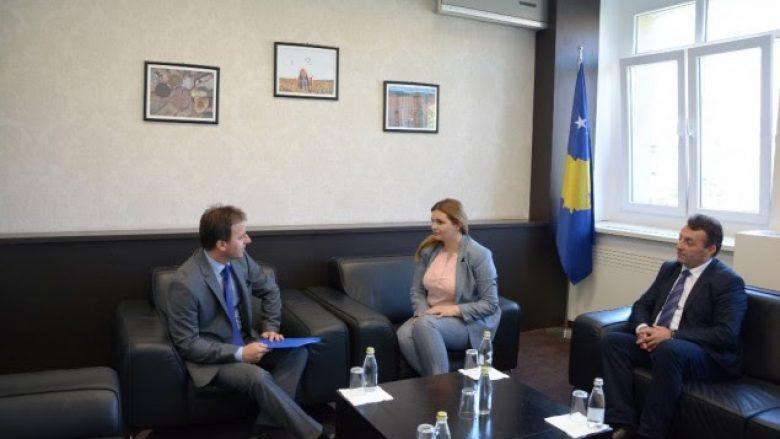 Kosova dhe Sllovenia të gatshme për bashkëpunim në bujqësi