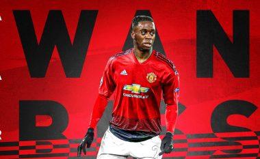 Wan-Bissaka bëhet lojtari i katërt më i shtrenjtë në histori të Unitedit