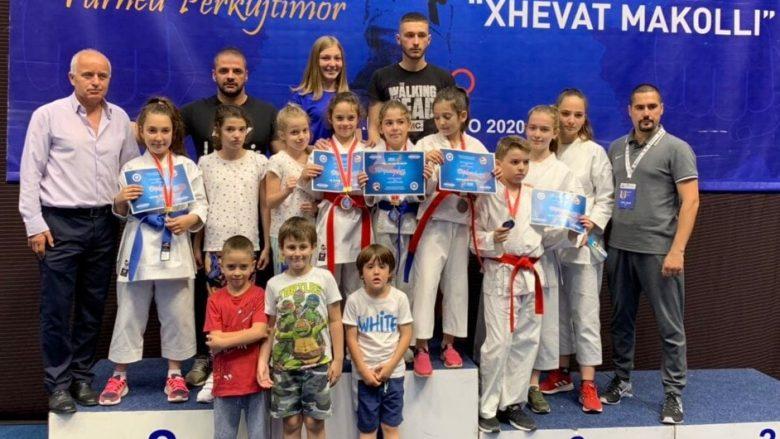 """Foto:  Klubi i Karatesë """"Prishtina"""" Prishtinë/Facebook"""