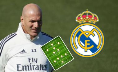 Formacioni i të padëshiruarve të Zidanes është më i mirë se shumica e ekipeve evropiane
