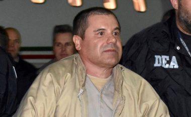 """E gjithë bota foli sesi El Chapo ishte arratisur nga burgu përmes një tuneli - për muaj të tërë kishte qëndruar i fshehur - ishte aktori i njohur holivudian që e """"tradhtoi"""""""