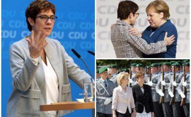 Nga posti i shefes së CDU-së te ai i ministres së Mbrojtjes - jeta dhe veprimtaria e Annegret Kramp-Karrenbauer
