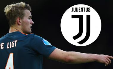 De Ligt te Juventus, çfarë mungon që marrëveshja të zyrtarizohet