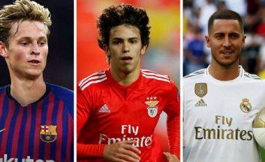 Spanjollët janë futur fuqishëm në këtë afat kalimtar - La Liga ka shpenzuar 830 milionë euro në vetëm 33 ditë në 66 blerje