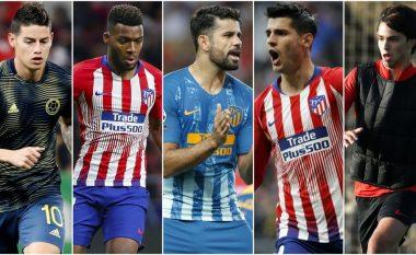 Diego Simeone dhe Atletico Madridi kërkojnë që ta formojnë një 'super-sulm' për sezonin 2019/20