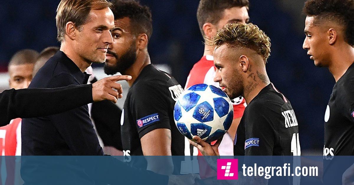 Tuchel  E dija se Neymar dëshironte të largohej nga PSG para se të fillonte Copa America