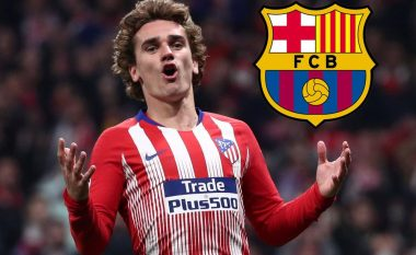Konflikti për Antoine Griezmannin - Atletico e raporton Barcelonën në La Liga dhe kërkon 80 milionë euro shtesë