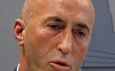 Haradinaj i emocionuar njofton dorëheqjen - javën e ardhshme do të udhëtojë për Hagë