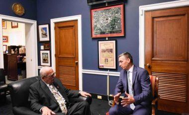 Veseli takon kongresistin Connolly: Flasin për të ardhmen e Kosovës në NATO