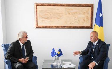 Haradinaj takon u.d shefit të ri të EULEX-it, flasin për fuqizimin e sistemit të drejtësisë