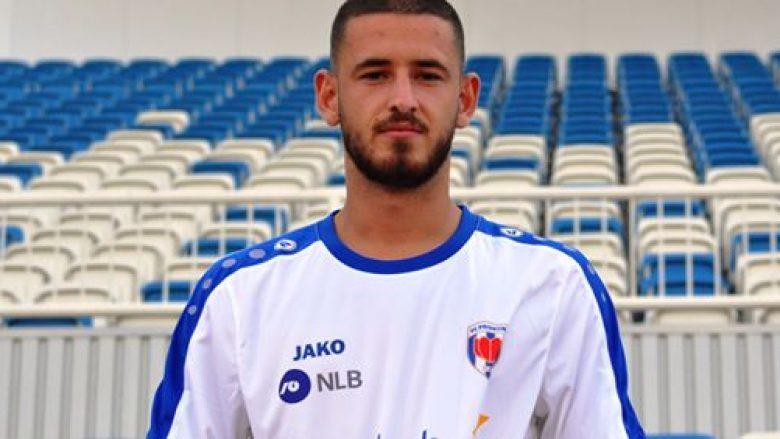 Art Maloku (Foto: FC Prishtina/Facebook)