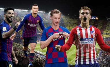 Barcelona arrin një miliard euro shpenzime për transferime në pesë vitet e fundit - City i dyti, Juventusi i pesti, Reali i teti