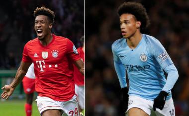 Coman mbështet transferimin e Sanes te Bayerni