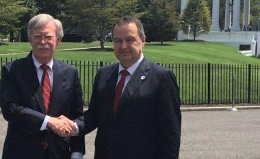 Këshilltari i Trumpit, Bolton takohet me Daçiqin: Është koha që Kosova dhe Serbia të veprojnë