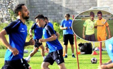 Dikur luante me Fluminensen, Flamengon dhe ekipet e moshave të Brazilit - Sot shoku i Neymarit në prova te Prishtina