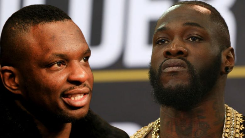 Dillian Whyte dhe Deontay Wilder (Fotomontazh: Getty Images/Guliver)