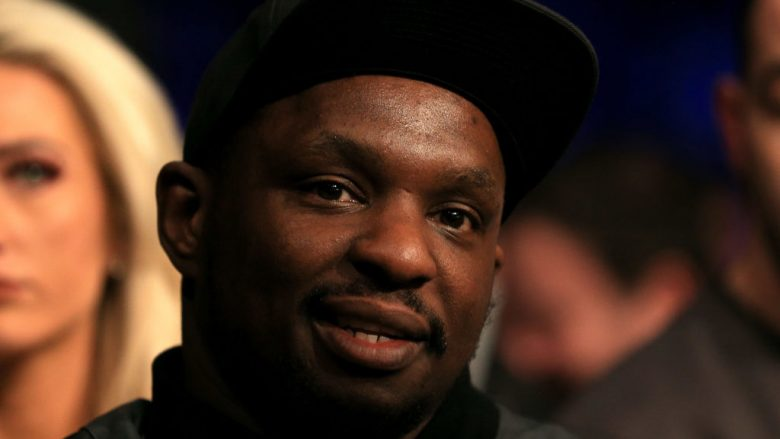 Dillian Whyte (Foto: James Chance/Getty Images/Guliver)