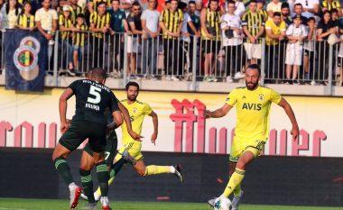 Vedat Muriqi asiston në golin që barazon rezultatin ndaj Real Madridit